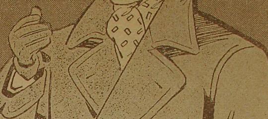 Ulster Topcoat