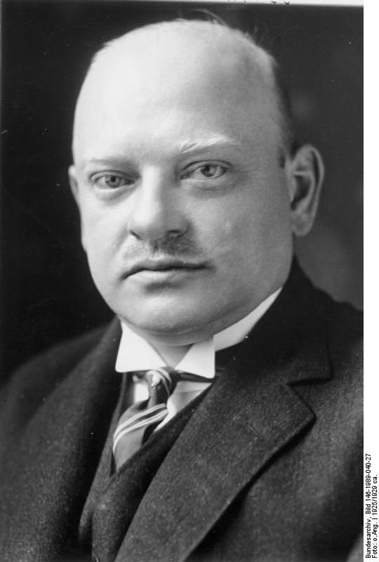 the valuable contribution of gustav stresemann in germany To what extent did stresemann succeed in solving the problems in august 1923 gustav stresemann became important role in the weimar republic stresemann.
