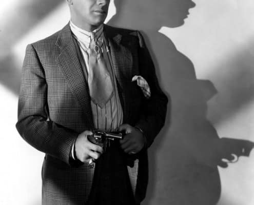 Paul Muni In Scarface