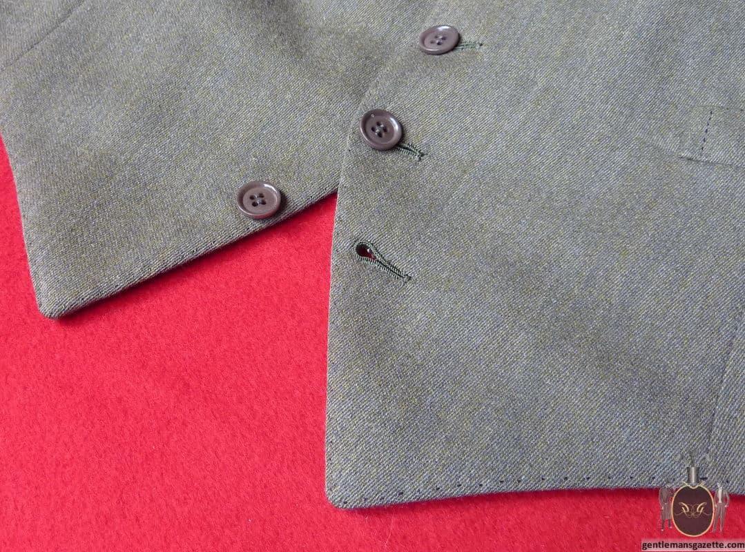 Mens jacket button rules - Theory Iv The Eton Alternative