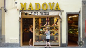 Florence Madova Gloves Storefront