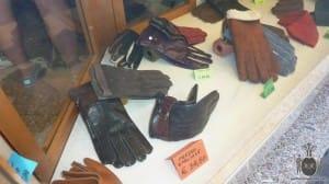 Florence Madova Bespoke Gloves Peccary Chamois