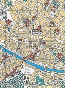 Madova City Map Florence
