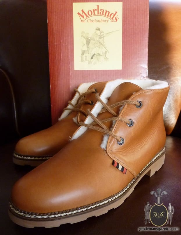 Sheepskin Boots - Morlands Glastonbury — Gentleman's Gazette