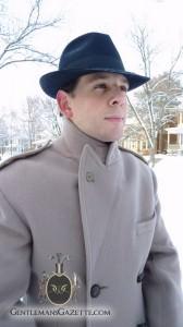 British Warm Coat - Gives Hawkes