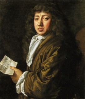 17th Century Dressing Gown - Samuel Pepys