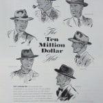 Stetson Hat Advertisement