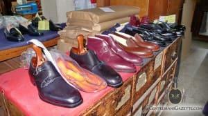 John Lobb Finished Bespoke Shoes & Double Monk
