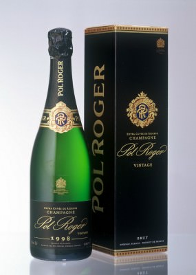 Brut Vintage Champagne Pol Roger