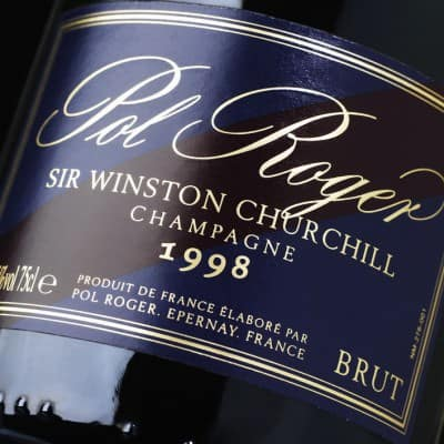 Cuvée Sir Winston Churchill Champagne Pol Roger