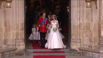 Royal-Wedding-Duke & Duchess of Cambridge