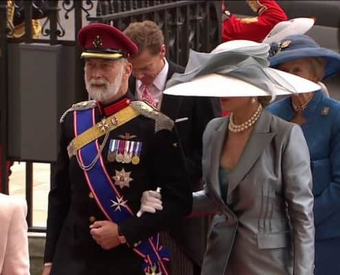 Royal Wedding Duke of Kent