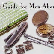 History of Men's Accessories Nicholas Storey