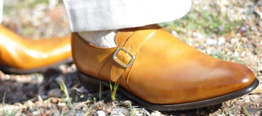83c47ac4355c Review  The Asquith Monk Strap from Herring Shoes — Gentleman s Gazette