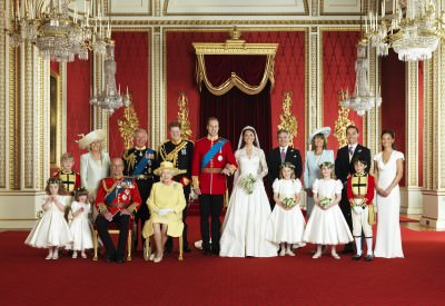 Official Royal Wedding Photo Kate William Cambridge