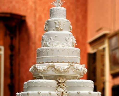 Prince William & Kate Middleton Wedding Cake
