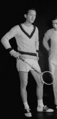 Squash / Tennis Sweater
