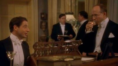 Gosford Park White Tie & Piano