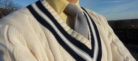 Tennis-Sweater-Golf-Pullover-Cricket-Jumper