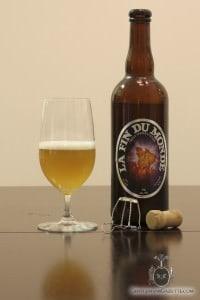 Abbey Tripel Unibroue La Fin Du Monde Beer