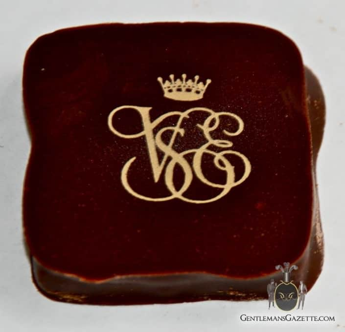 Orient Express Chocolate with VSOE Logo