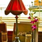 Orient Expressa Tischlampe