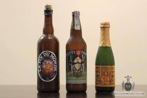 Three Belgian Summer Beers