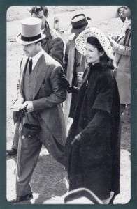ALY KHAN Hayworth 1949 Morning Suit