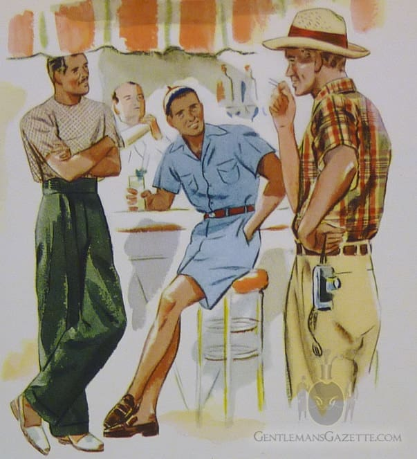 Country Summer Clothes Men