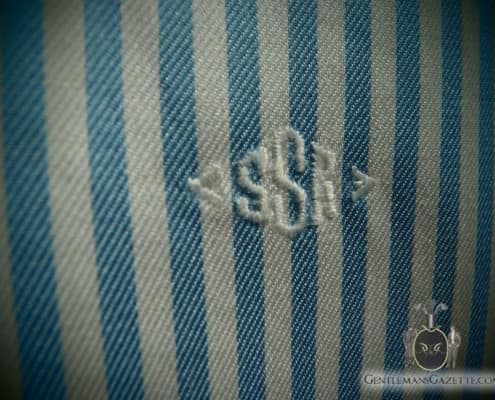 Shirt Diamond Monogram