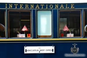 Venice Simplon Orient Express Double Compartment