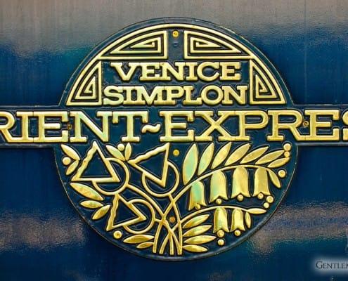 Venice Simplon Orient Express Logo Outside