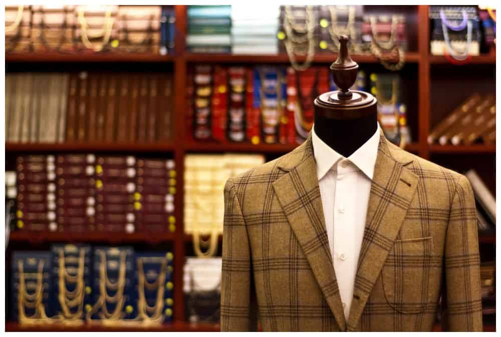 W W Chan The Finest Bespoke Tailor From Hong Kong