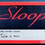 Sloop Shoe Label