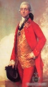 Captain William Wade-1771 mit Boutonniere