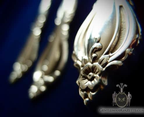 Fine Sterling Silver Details