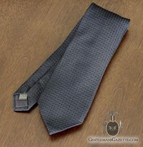 Kent Wang Grenadine Tie