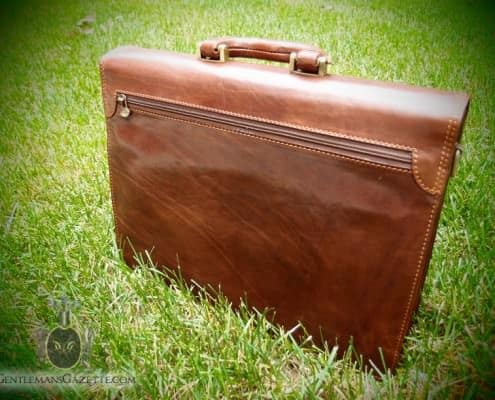 Maxwell Scott Paolo Leather Briefcase (18)