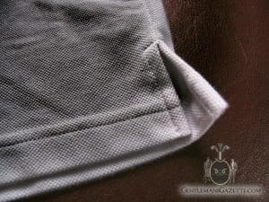 Polo Shirt Side