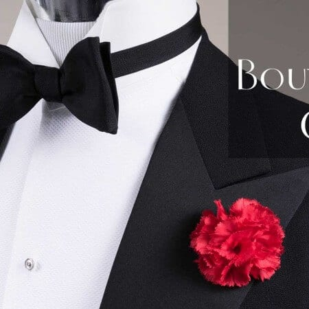 Boutonniere lapel flower pin guide gentlemans gazette boutonniere lapel flower pin guide mightylinksfo