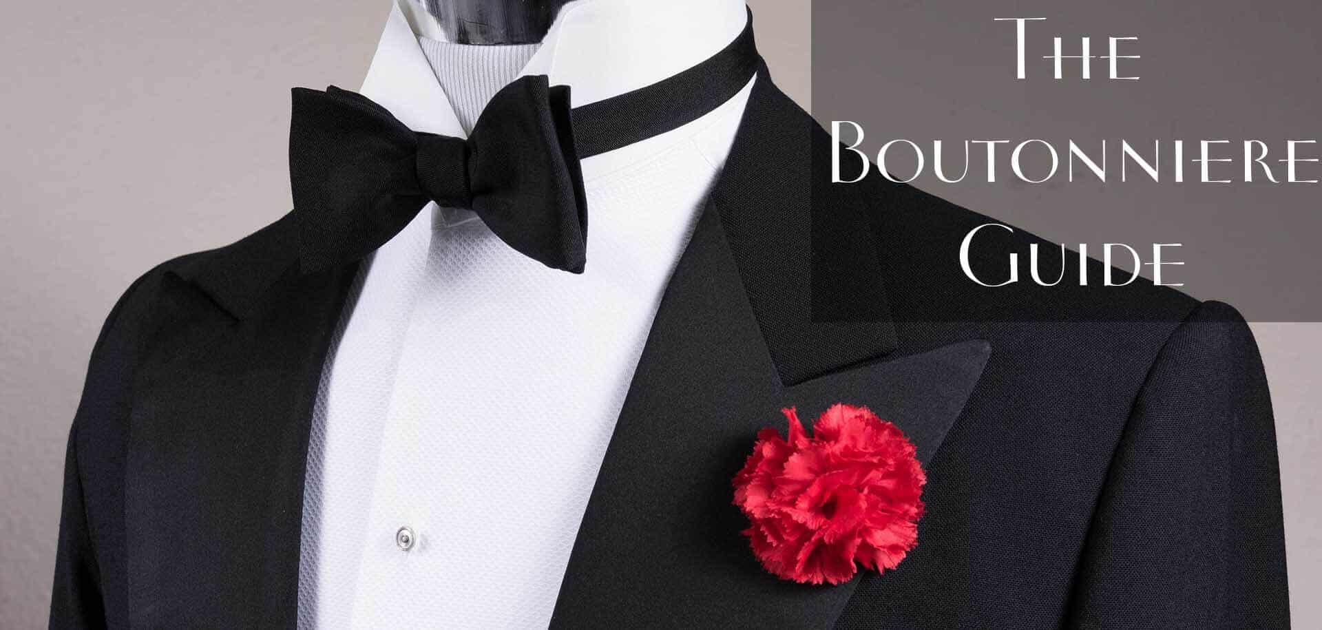 Men/'s Hamsmade Blue /& Brown Lapel Flower Pin for Suit Jacket Formal  Business Wear