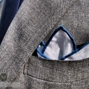 Barchetta and Linen Pocket Square