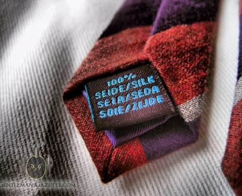 Blick. 100% silk