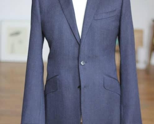 David Reeves Coat Silhouette