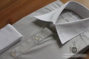 David Reeves Shirt for Collar Pin / Bar