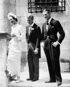 Duke of Windsor And Wallis Simpson Wedding Boutonniere