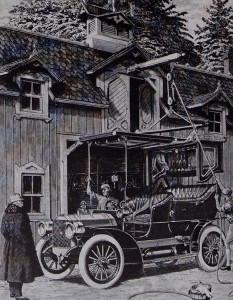 Leslie Saalburg Cars