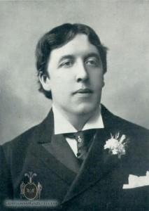 Oscar Wilde Boutonniere