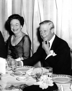 The Duke and Duchess of Windsor attend a Dinner Party, Waldorf Towers