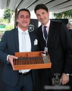 Enrico della Pietà, Davidoff Brand Manager Italy